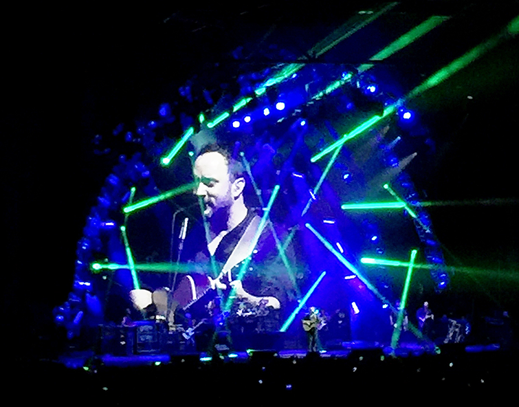 Dave Matthews Band 2015 Summer Tour