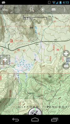 BackCountry Navigator TOPO GPS v5.8.1 APK