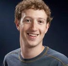 Penemu facebook adalah Mark Zuckerberg