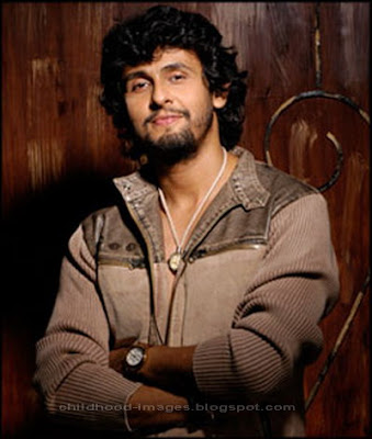 sonu nigam mini biography and childhood pictures