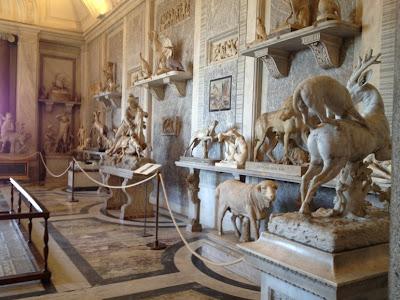 los Museos Vaticanos - Ciudad del Vaticano. Museos Vaticanos. Que visitar en roma. Roma. Italia. Turismo en Roma. Lugares de Interés en Roma
