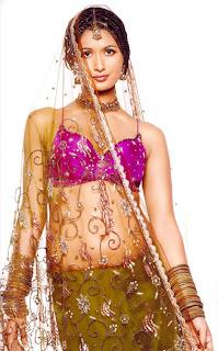Divya Dwivedi Hot in Saree