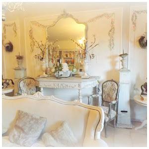Il mio salotto Gustavian Chic