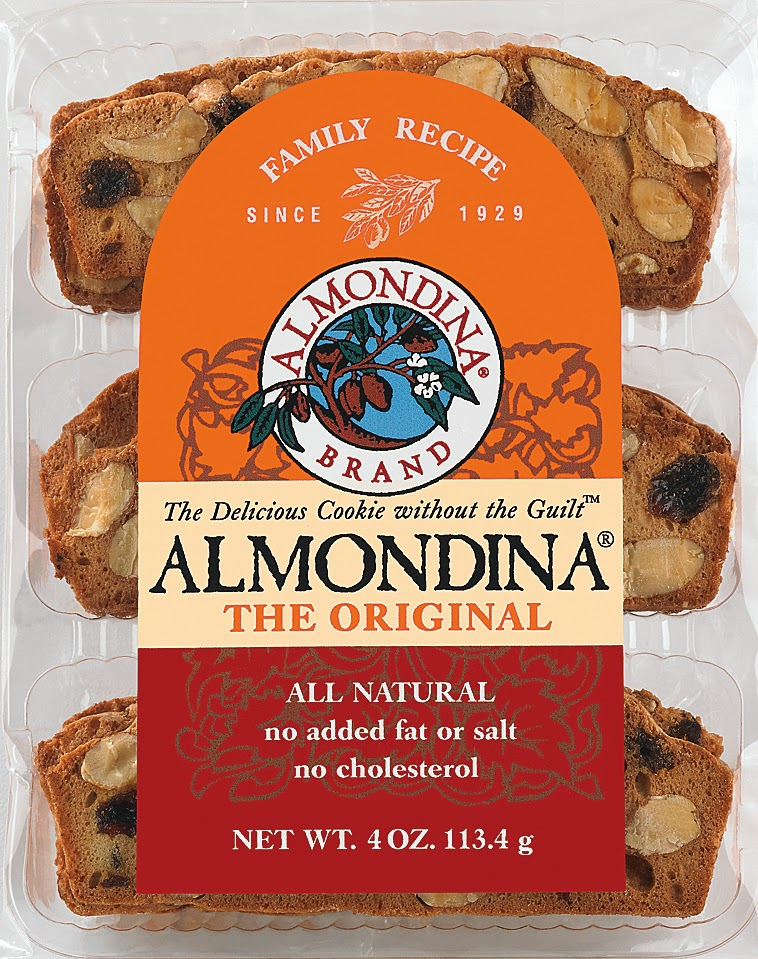 Enter the Almondina Cookie Giveaway. Ends 12 am on 11/5