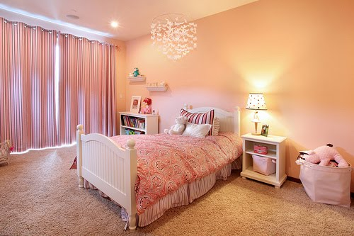 Alsakina gorgeous bedroom by simple decoration - Chambre fille 4 ans ...