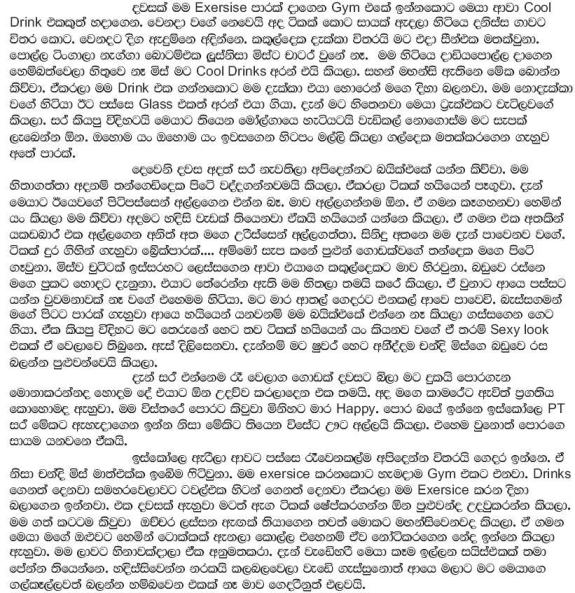 an essay about my country sri lanka in sinhala