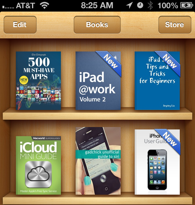 how to put books on ibooks from computer
