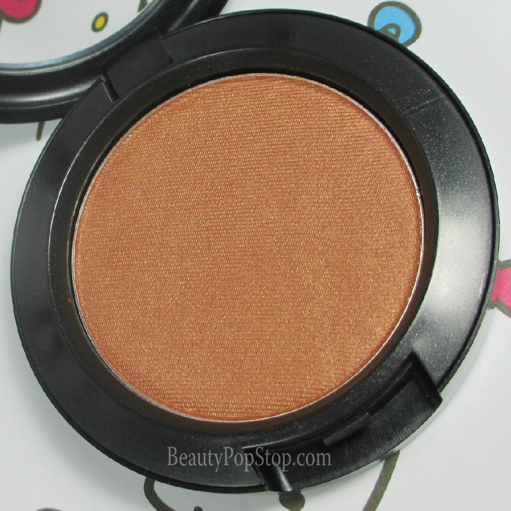 mac moody blooms worldly wealth blush review
