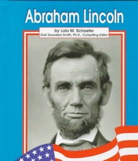 bookcover of Lola M. Schaefer's Abraham Lincoln