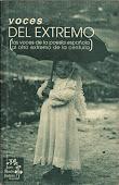 Voces del Extremo: Las voces de la poesía española al otro extremo de la centuria
