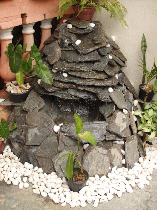 29.....çref : 0129  cascata natural de canto