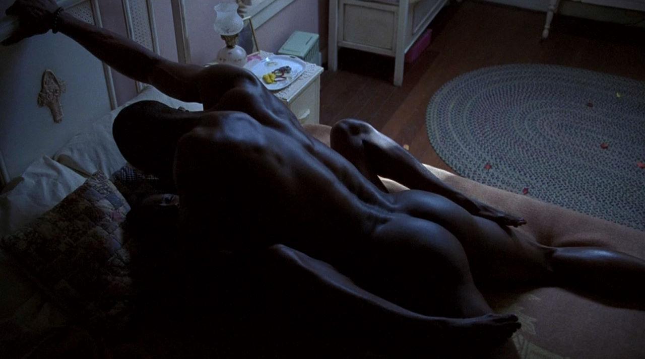 Black male celebrity nude scene shall simply
