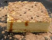 Tarta fría de mousse de avellanas con chocolate