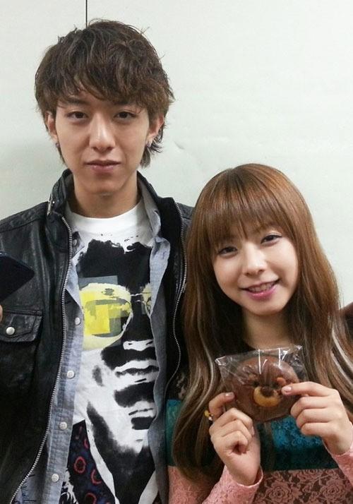 Jungsin CN Blue Support Juniel