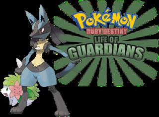 Pokémon Ruby Destiny - Life of Guardians