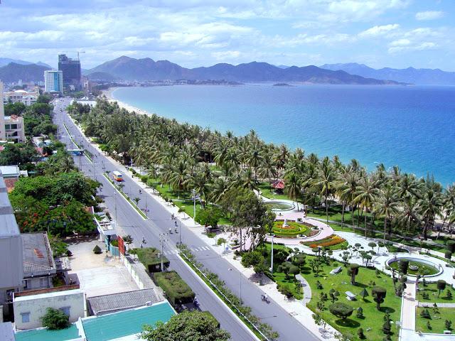 Du lịch tại Khánh Hòa