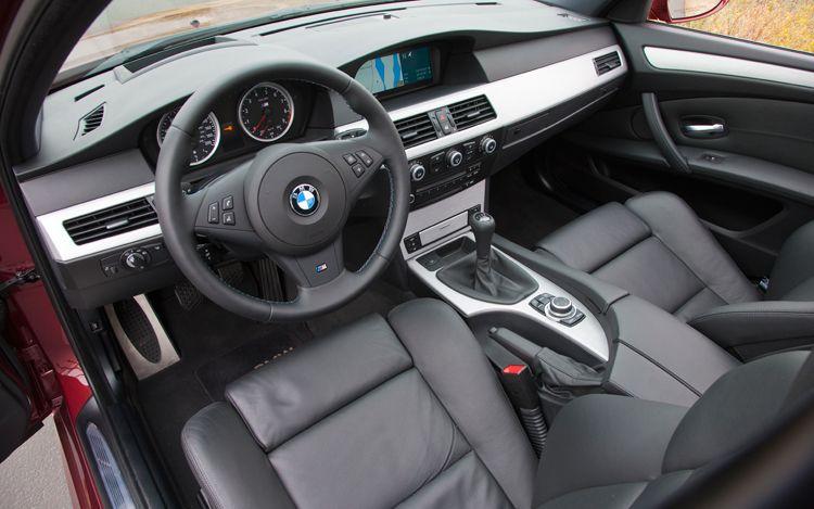 2012 bmw m5 seat