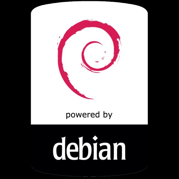 DriveMeca Debian Logo