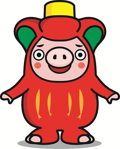 大船渡市観光物産協会公式ブログ「おおふなとブログ」: 話題騒然!?ブサカワイイ「おおふなトン」誕生!