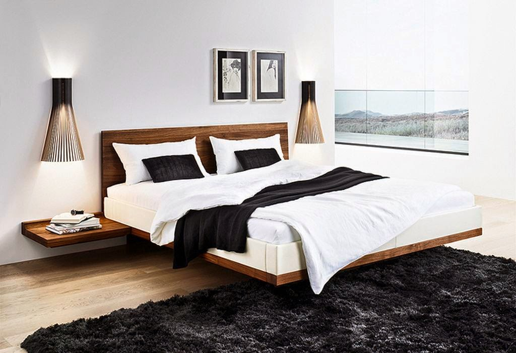 Modern bed ideas modern home design decor ideas for New modern bed design