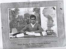 Manuel Mejias Moreno Curso 1959-60 Director Antonio Benítez Clemente