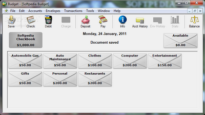 free Download Budget software