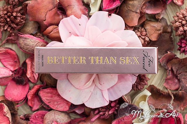 Better Than Sex, la máscara de pestañas de Too Faced.