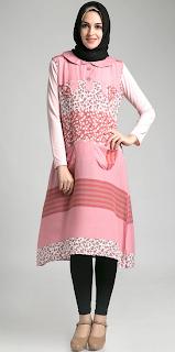 Dress Muslimah Perempuan Trend 2016
