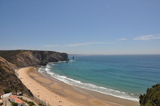 Praia da Arrifana Portugalia najlepsze plaże Algarve