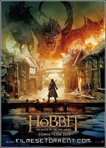 O Hobbit A Batalha dos Cinco Exércitos Torrent Dual Audio