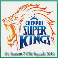 ipl season 7 chennai supers kings match schedule 2014 and csk match records csk full scorecards