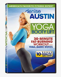 NEW! Yoga Booty Lift DVD