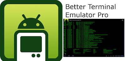 Better Terminal Emulator Pro - BTEP