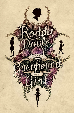 A Greyhound of a Girl book cover