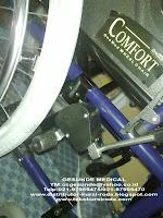 kursi roda pasien kursi roda orang sakit kursi roda orang lumpuh