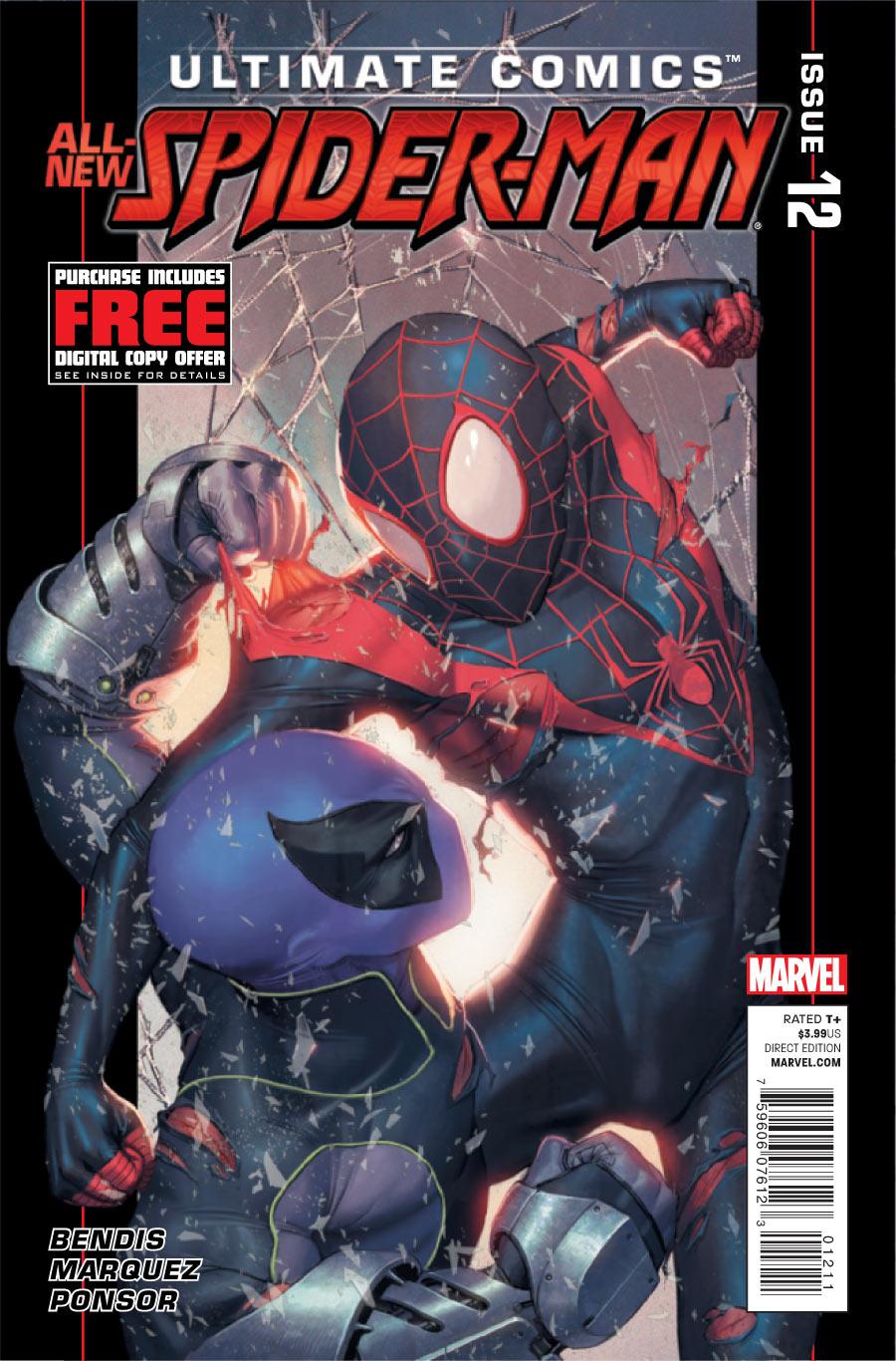 Ultimate comics spider man v2 10 12 review - Marvel spiderman comics pdf ...