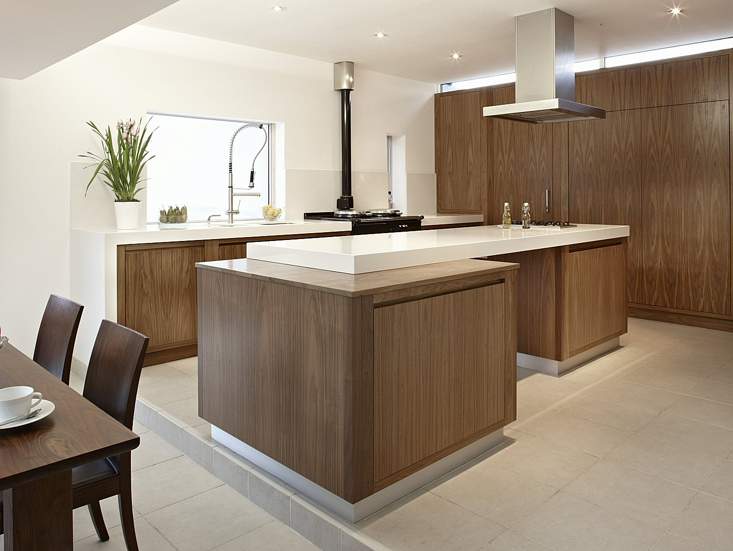 Home and decoration tips get the freedom you want with for Bespoke kitchen ideas