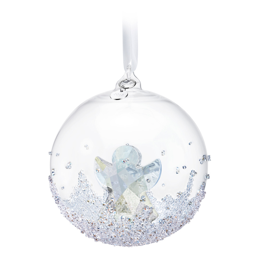 A home for elegance swarovski crystal ornaments