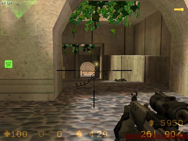 Download Counter Strike 1.6 Full Crack – Tải CS 1.6