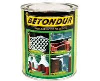 Betondur - farba akrylowa do betonu