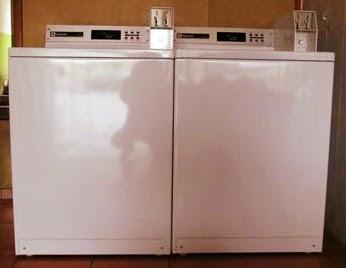 guna untuk mesin basuh asrama