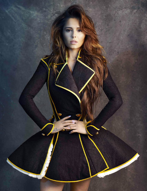 Cheryl Cole Hairstyles 11