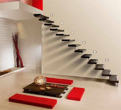 Creative and Modern Staircase Designs (15) 6