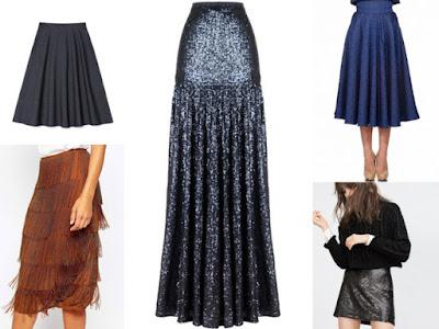 Faldas de fiesta: la alternativa al vestido para esta Navidad (II)
