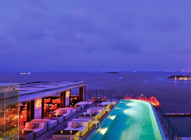 Hotel Jen Malé Maldives