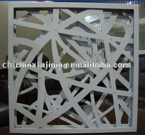 Decorative Metal Panels : Decorative metal screen panels