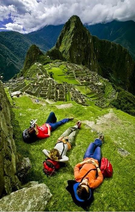 The Magnificent Machu Pichu…