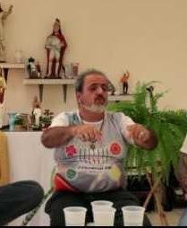 Pai Ronald Edy de Xangô da Radio Sensorial FM Web