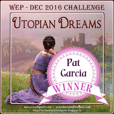 2016 WEP DECEMBER CHALLENGE UTOPIAN DREAMS WINNER