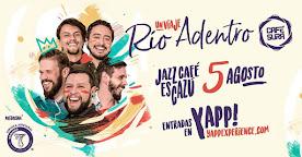Chivo EXHUM de la semana: Café Surá presenta: Un viaje Río Adentro (Nuestro primer LP)